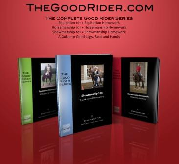 The Complete Good Rider Series: Showmanship 101, Equitation 101 and Horsemanship 101